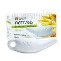 Himalayan Institute Press Eco Neti Pot Neti Wash -- 1 each.