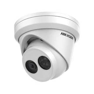 HIKVISION DS-2CD2335FWD-I 4MM Network Camera, Turret, Ultra Low Light, 3D DNR, WDR, Day/Night, H.265+/H.265/H.264+/H.264/MJPEG, 2048 x 1536 Resolution, F1.6 Iris 4 MM Lens, 128 GB, 6 Watt, PoE