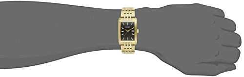 Citizen Men's BH1673-50E Rectangular Gold-Tone Stainless Steel Watch