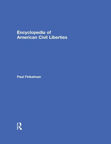 Download Encyclopedia of American Civil Liberties Pdf