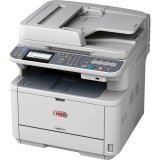 Oki Data MB MB451 Wireless Monochrome Printer with Scanner and (Okidata Laser Scanner)