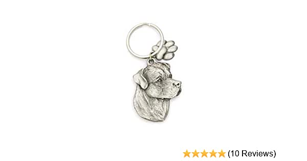 Amazon.com  Rottweiler Keychain  Automotive c045016e4