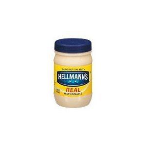 Hellmann's Real Mayonnaise 15oz Jar 2-Pack by Hellmann's
