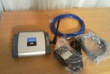 Cisco-Linksys WPSM54G Wireless-G Print Server with Multifunction Printer Support