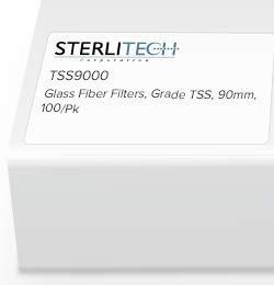1.5um 100//pk 47 mm Diameter Grade TSS Borosilicate Glass Fiber Filter TSS4700