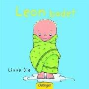 Leon badet