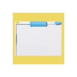 生活日用品 (業務用100セット) クリップボードA4ヨコ D138J-BL ブルー B074JTLSF1