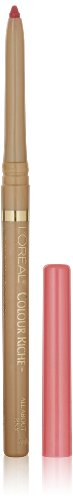 L'Oreal Paris Colour Riche Lip Liner, All About Pink, - Pink Lip Pencil Liner