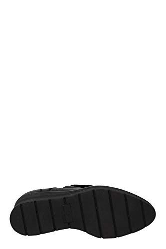 Sport Zeppa Pelle Borchie Di 6cm Scarpa Frontale Rifinita Sagomata Con Janet E Patta 6qwv6C