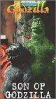 Son of Godzilla [VHS]