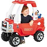 (Little Tikes Cozy Fire Truck – (Amazon Exclusive))
