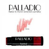 (2 Pack Palladio Beauty Tinted Lip Balm 03 Rosey)