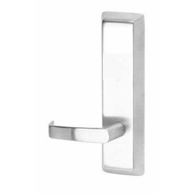 Corbin Russwin N910 Passage Function Exit Device Trim. Left Hand Reverse. 630 Satin Stainless Steel (US32D)
