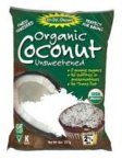 Edward and Sons Lite Organic Shredded Coconut, 8.8 Ounce - 12 per case.
