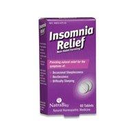 Insomnia Relief Natra-Bio 60 Tabs