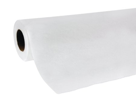 McKesson Medi Pak Exam Table Paper Smooth 21''X225 White - Case of 12 - Model 18-914