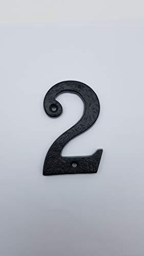 Buy antique apartment door numbers