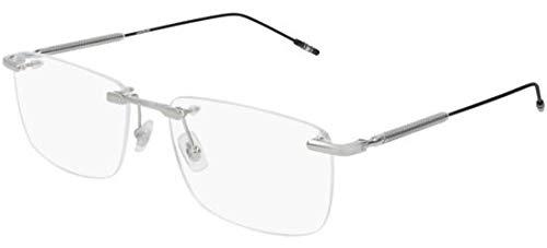 Mont Blanc MB0049O SILVER 58/17/150 men eyewear frame