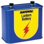 Lantern Batteries, General Purpose, 6V (2 -
