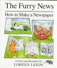 The Furry News: How to Make a Newspaper (Reading Rainbow Books)