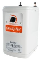Anaheim AH-1300-C Water Tank with Water Filtration Faucet and 3.4oz Faucet Wax Bottle