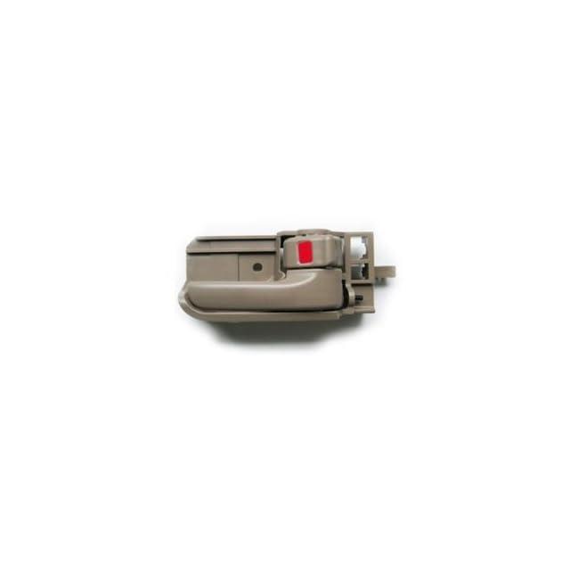 #B601 Motorking 69205 02100 E0 03 08 Toyota Corolla Tan Replacement Passenger Side Inside Door Handle 03 04 05 06 07 08