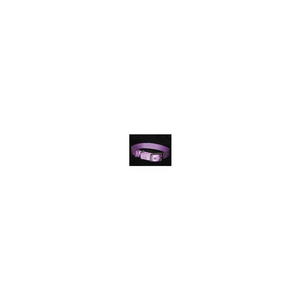 Hamilton Pet Nylon Dog Collar 24In Lavender