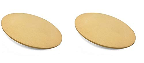 Cuisinart CPS-013 Alfrescamore Pizza Grilling Stone (2-(Pack)) by Cuisinart