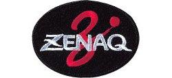 ZENAQ オーバルワッペン 55×80mmの商品画像