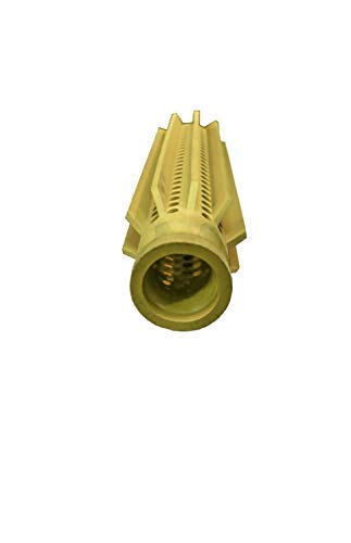 Reflex Suction Strainer Yellow S/&P Industrial Worlds Only Flexible Rubber Heavy Duty Industrial Built in 2 inch Male Camlock Fitting