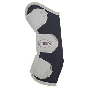 amiGO Travel Boots Cob Navy/Silver