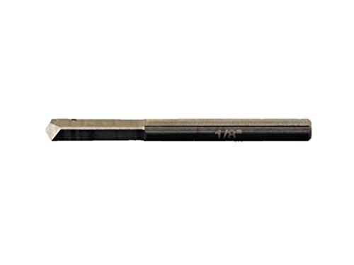 TEMO 1/8 inch (3.2mm) Solid Carbide Broken Taps Drill Extractor