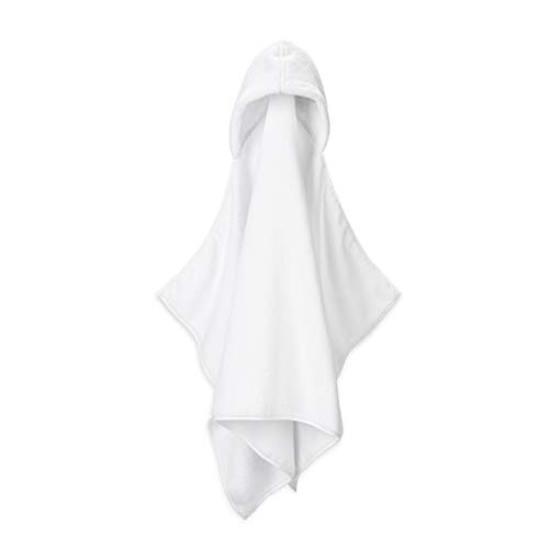 - Premium 100% Soft Ring Spun Cotton Hooded Baby and Toddler Bath Towel by Parker Baby Co. - Infant Size