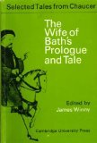 Chaucer's Wife of Bath, Cliffs Notes Staff, 0822014092
