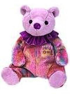 Ty Beanie Baby February Amethyst Birthstone Teddy Happy Birthday Bear e910f770a708