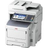 Oki Data MB760 49 PPM Mono MFP (Print, Copy, Scan, Fax)