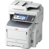 Oki-Data-MB760-49-PPM-Mono-MFP-Print-Copy-Scan-Fax