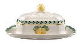 Villeroy U0026 Boch French Garden Fleurence Butter Dish 250 G