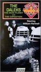 Doctor Who: Daleks - The Dead Planet and The Expedition [VHS]
