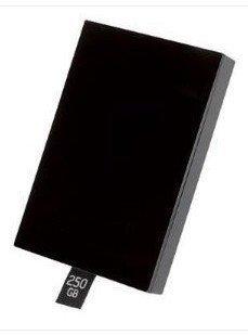 Internal 250GB HDD Hard Drive Disk Kit for Microsoft Slim - XBOX Video Games Accessories XBOX 360-1 x 250 GB Hard Drive slim For Xbox 360 Slim (250 Gb Disk)
