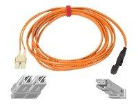 Belkin 15ft MMf Fiber Duplex Cable (MtRJ/sc 62.5/125) ()