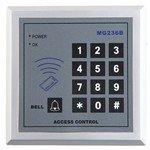 Metallic Proximity Digital Security Control