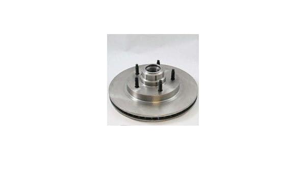Disc Brake Rotor and Hub Assembly Front Parts Master 125471