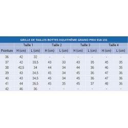 Bottes Grand Mollet 39 Prix 3 Pointure Equitheme Taille g1HdRw1q
