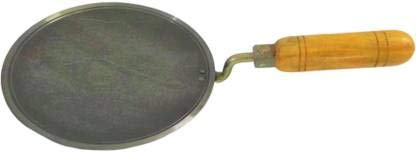 Uapan-Cookware-Premium-Pure-Iron-Concave-Kitchen-Tawa-with-Handle-for-Roti-Chapati-Paratha-9-Inch-1-Piece