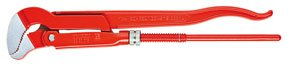 """Price comparison product image Knipex 83 30 010 S-Type 1"""" Pipe Wrench"""