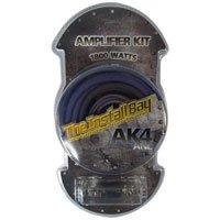 Metra AK4ANL 4 GA Value Complete 1600W Amp Kit Metra Amp Kit