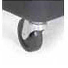 Powr-Flite PDF5C 1/4 Hp Axial Floor Dryer Caster Kit (Set Of 4)