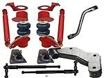 Chassis Tech TOWING-DO-4Link 2003-2012 Fits Dodge 25/3500 4WD Single/Dual 6
