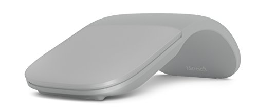 Microsoft Surface Arc Touch Mouse - Wireless - Bluetooth - P